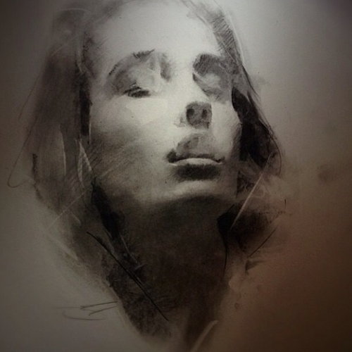 10-Casey-Baugh-Portrait-Drawings-of-Charcoal-Studies-www-designstack-co