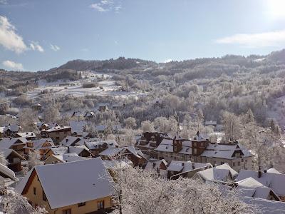 śnieg Szczawnica