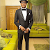 Hushpuppi, 2face Idibia, Amaju Pinnick turn up for Shina Peller's 41st birthday dinner in Lagos