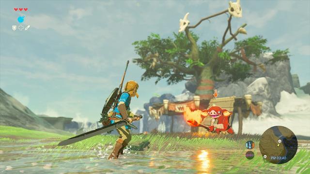 Baixar The Legend of Zelda Breath of the Wild – PC Torrent