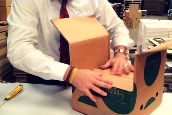 cajas de envio para fruterias online