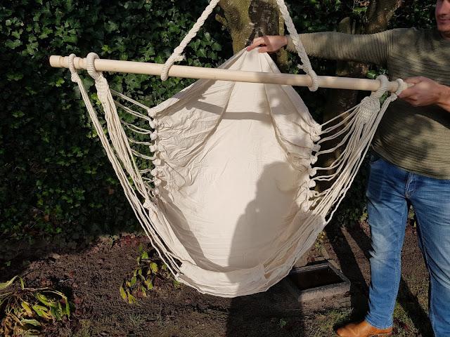 Hangmat Tropilex voor zowel zomer als winter
