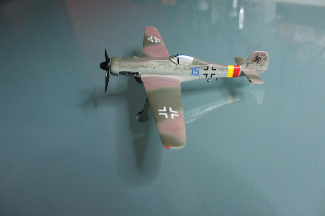 1/144 Focke-Wulf Ta 152 diecast aircraft