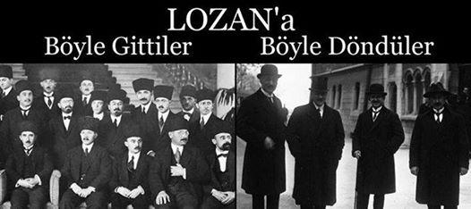 Büyük oyun: LOZAN ÜZERİNE