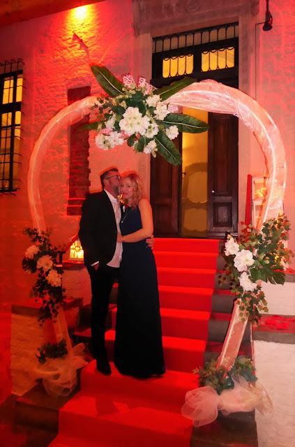 Danilo e Loredana - Titolari del Castello dei Solaro