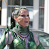 Rita Repulsa é flagrada no set de filmagens