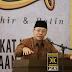 Ketua MPR Apresiasi PKS yang Satukan Partai Politik