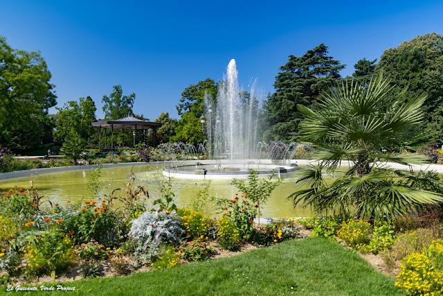 Grand Rond - Toulouse por El Guisante Verde Project