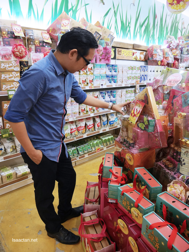 15 different types of hampers according to price range