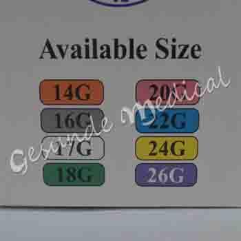 Dimana IV Cannula Catheter 26G GM-453545