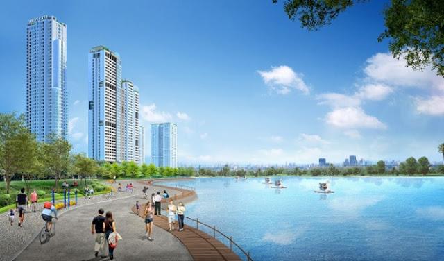 Chung cư HD Mon City