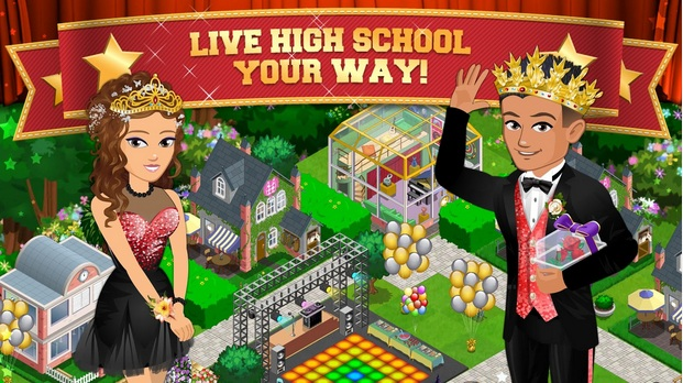 High School Story MOD APK (Unlimited Coins/Gems/Books) v4.9.0