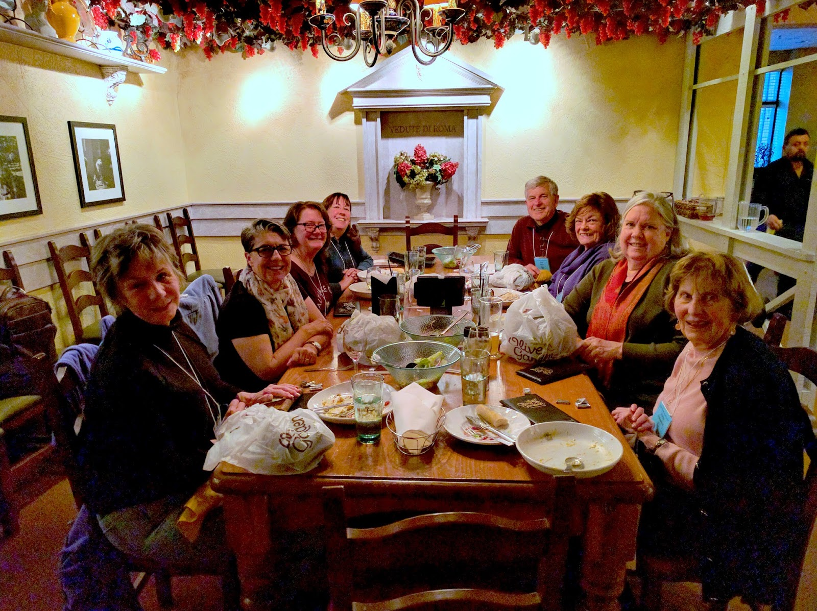 california genealogical society and library blog salt lake city - Olive Garden Salt Lake City