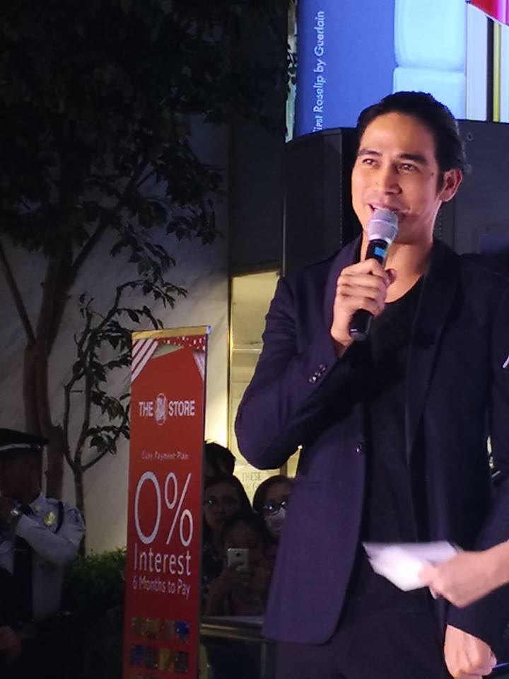 16ac556b8df Figlia UOMO recently launched its newest ambassador Celebrity Piolo Pascual  with a runway showcasing Figlia Uomo s line for men last October 13 at The  SM ...