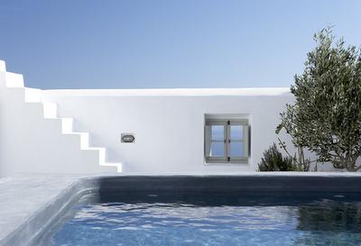 Twc decorando al estilo mediterr neo for Casas en islas griegas