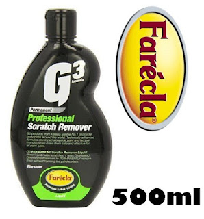 OFFER £7.75 Farecla 500ml G3 Professional Scratch Remover Liquid car bike van 716