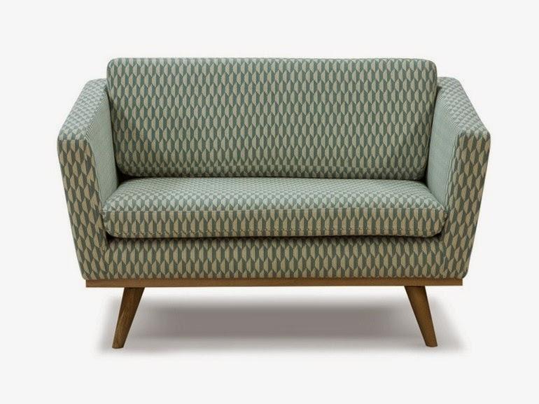 Design anni 50 divani creative ideas box for Divani stile anni 30