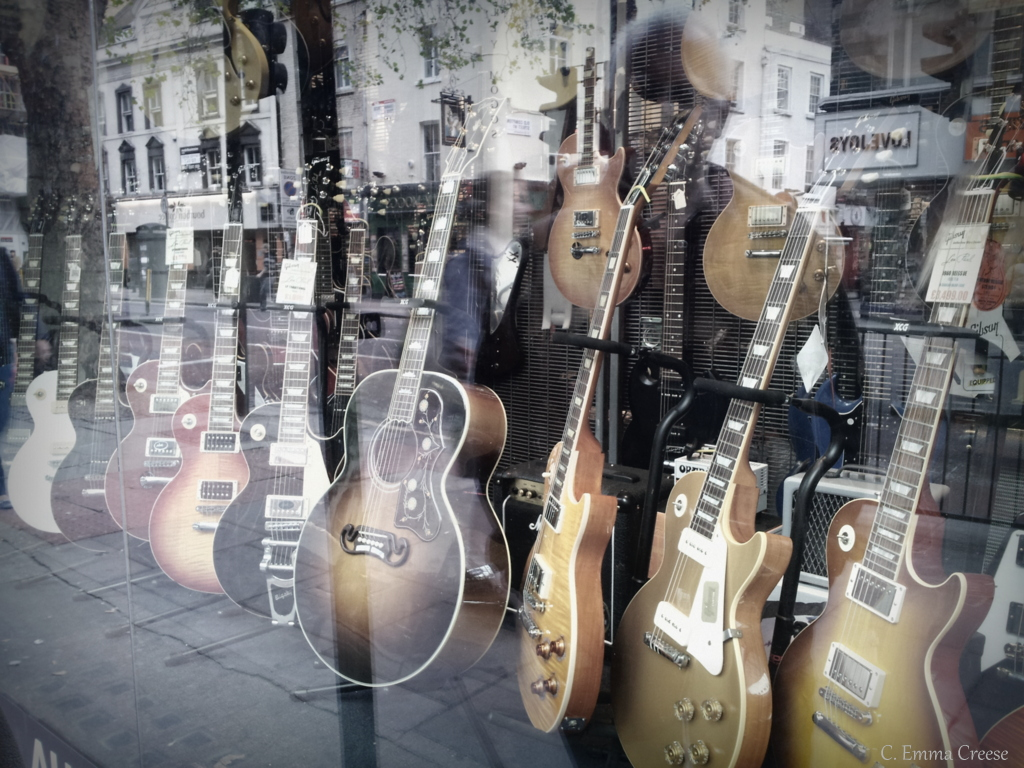 Where to go in London Tin Pan Alley