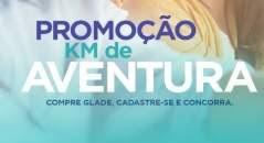 Cadastrar Promoção Glade 2018 Km de Aventura Carro 0Km e Vale-Combustível