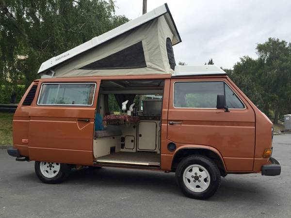 1984 vw vanagon westfalia for sale buy classic volks. Black Bedroom Furniture Sets. Home Design Ideas