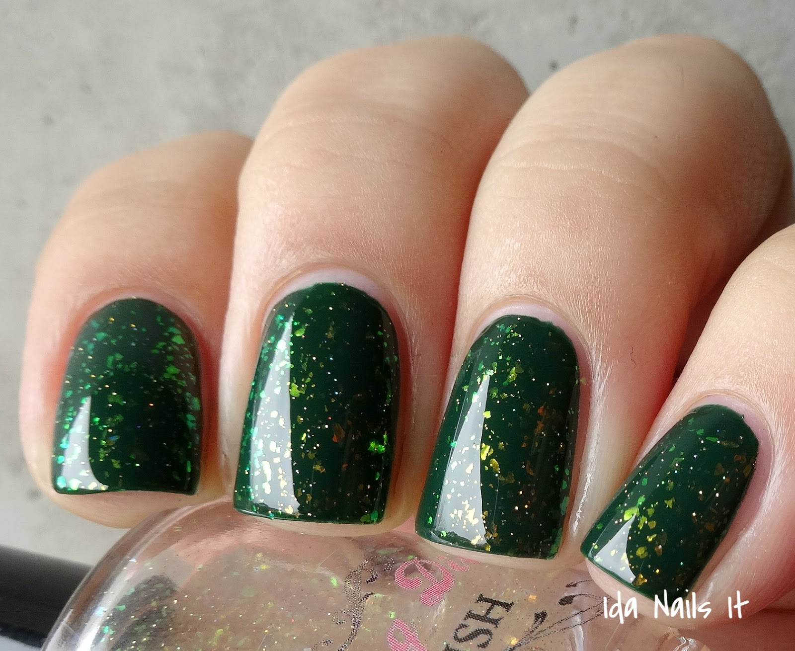 Nails Art: Ida Nails It: Darling Diva Polish Girlfriends Collection