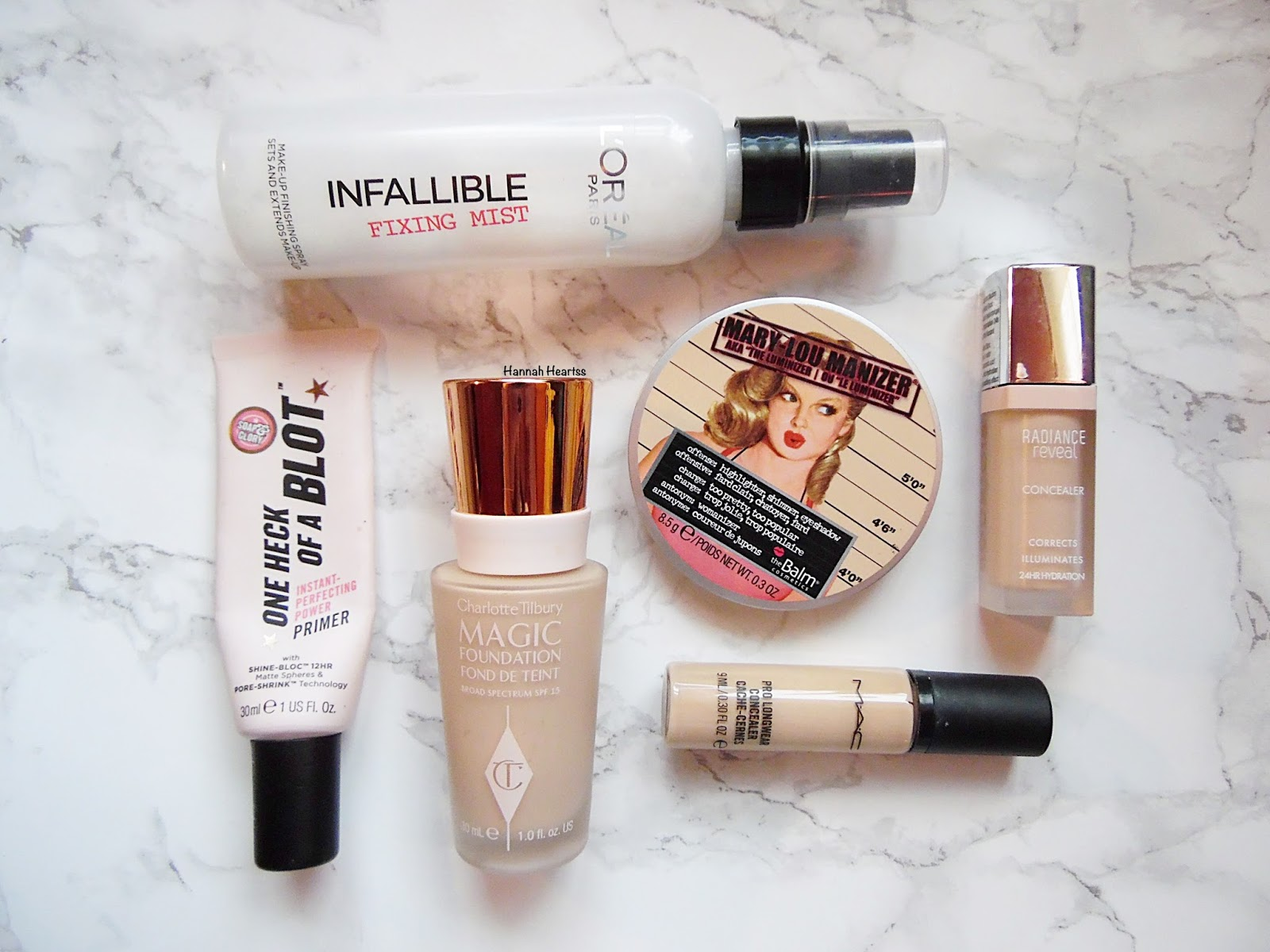Everyday Base Must Haves