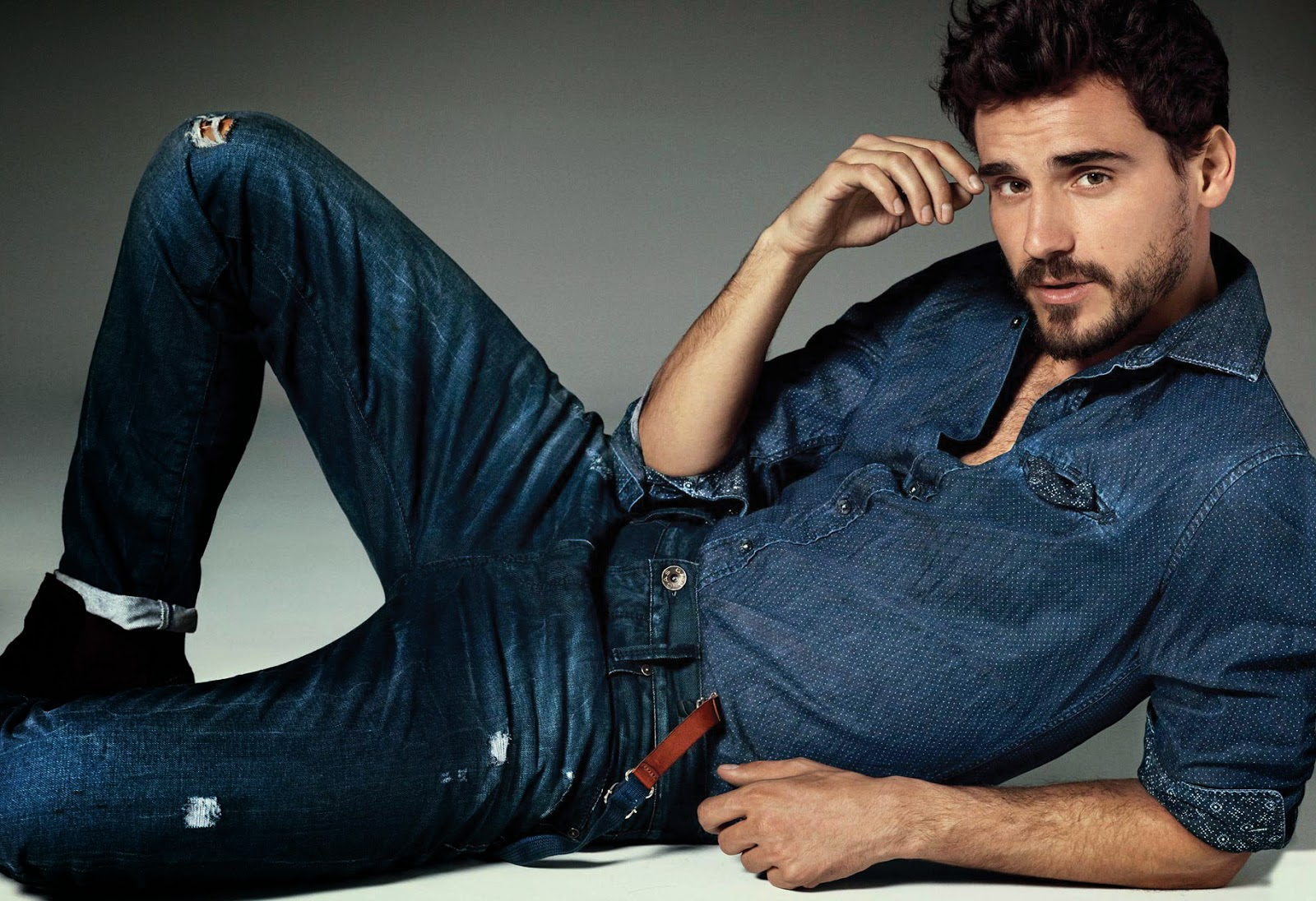 Top 10 Male Models: What does it take to be a top ten male model?