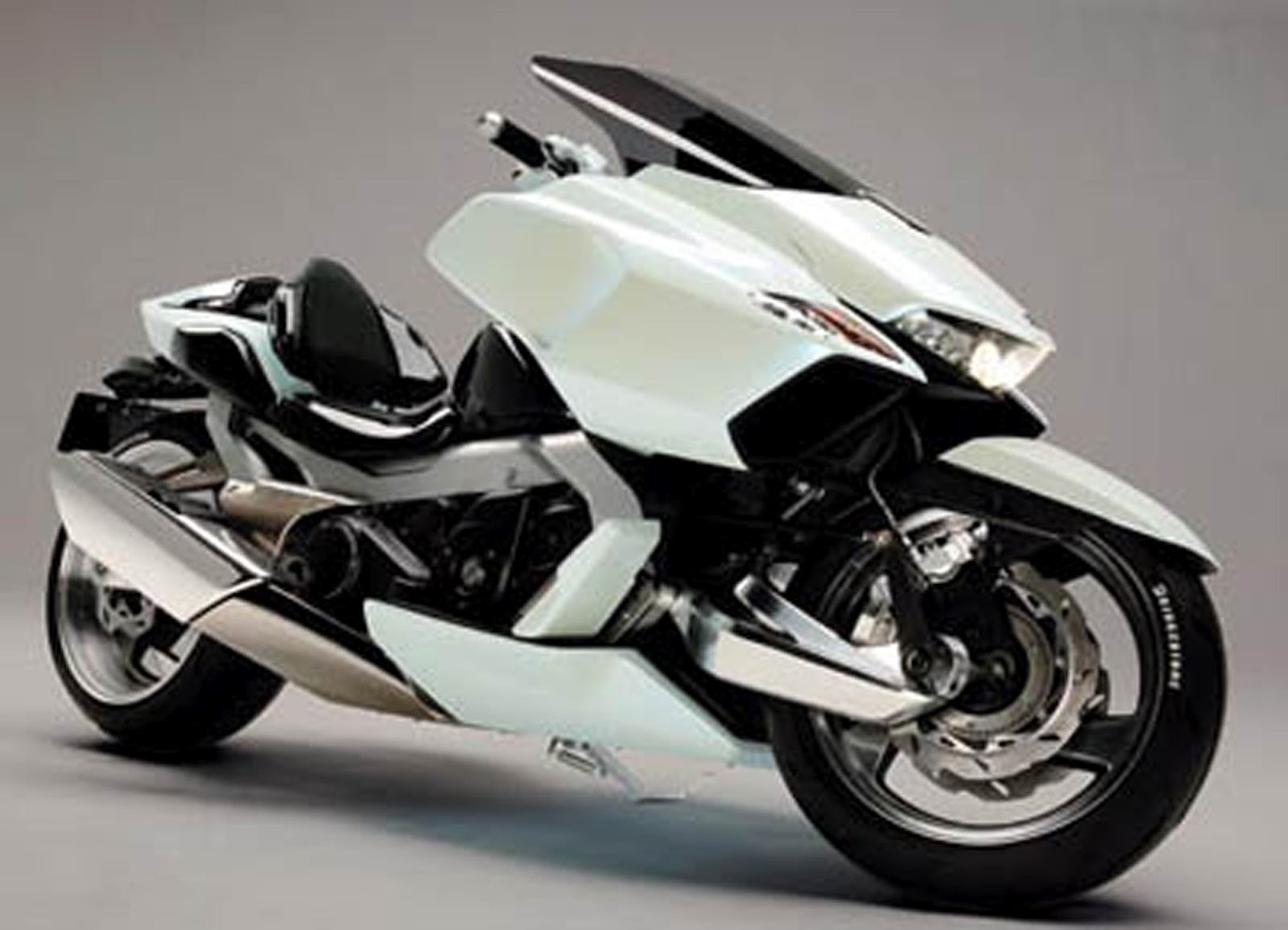 concept suzuki motorbike futuristic fi sci strider motorcycle motorcycles bike moto bikes scooter designs motorbikes hoverbike cycle plus nm4 electric