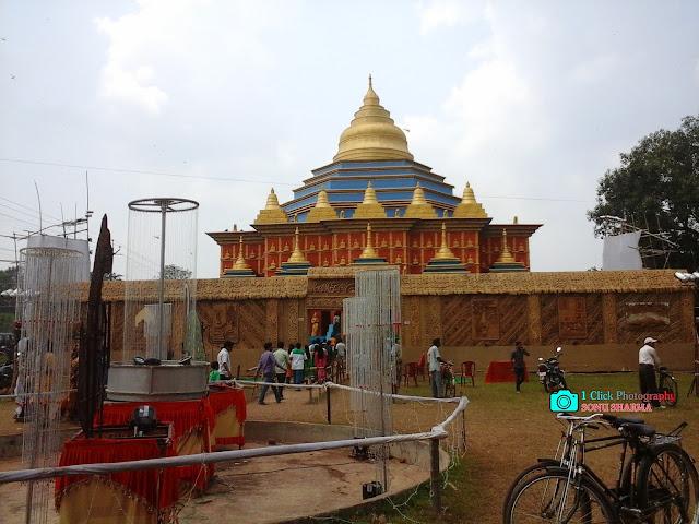 Rambabu Chowk, Kharagpur, kharagpur festival, kharagpur durga puja,