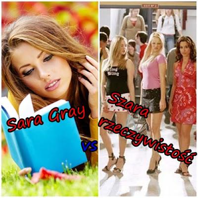 Problemy fantastycznych dziewczyn - Sara Gray