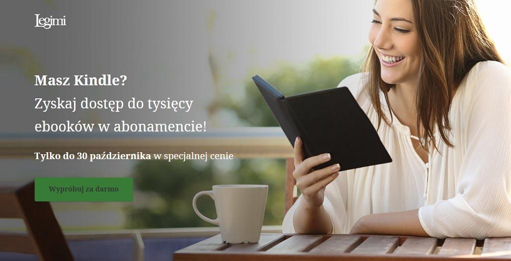 Legimi na Kindle