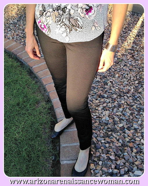 Liverpool Anita Skinny Pant - Stitch Fix Review September 2015