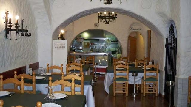 Restaurante Marisqueria Santa Cruz em Valência