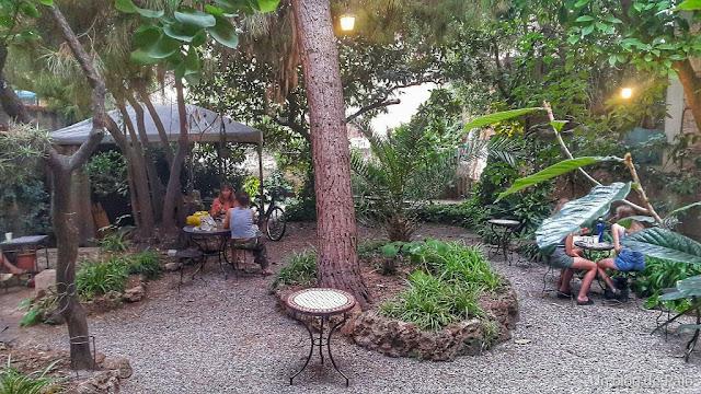 Jardín Olokuti Barcelona