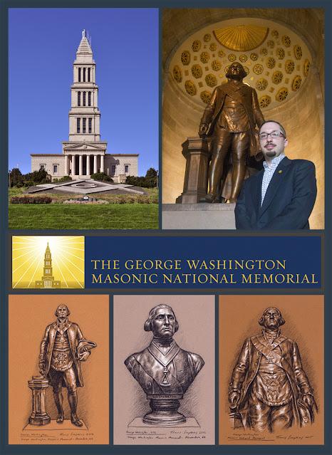 Travis Simpkins - George Washington Masonic National Memorial. Alexandria, Virginia