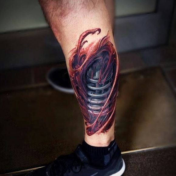 160 Best 3d Tattoos For Men 2019 Images Pictures Of