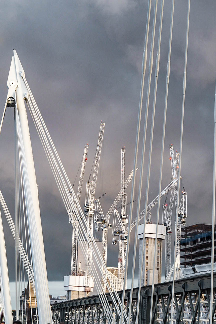 Golden jubilee bridges