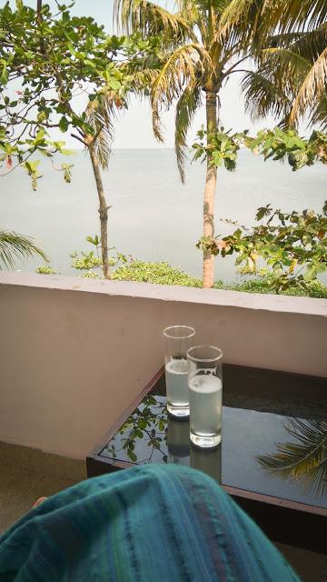 Lemonade & Kerala backwaters, India