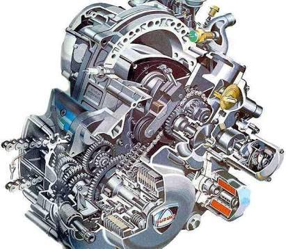 mesin wankel