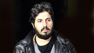 Hayırsever Reza Zarrab! karısı Ebru Gündeş'in arkasına saklandı ama olmadı