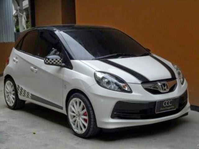 Modifikasi Honda Brio Elegan