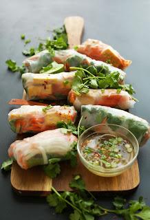 Vegan Tofu Salads