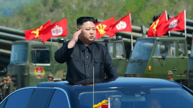 """Pyonyang, firme en """"ir hasta el final"""" en posible guerra con EEUU"""