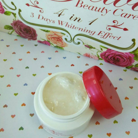 dewi beauty care floral night cream