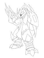 Empoleon pokemon coloring pages ~ disegni da colorare: DISEGNI DA COLORARE. POKEMON: I ...