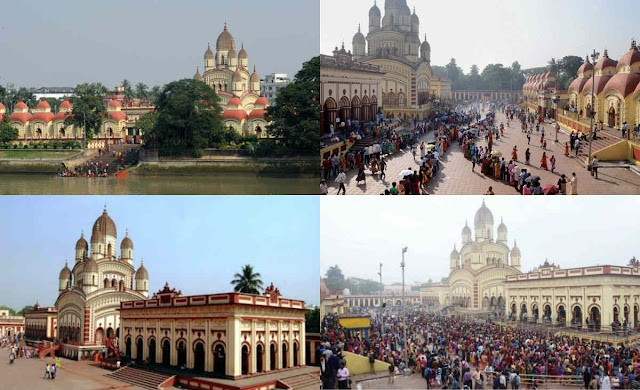 Access to Darshan at Dakshineswar Kali temple becomes faster