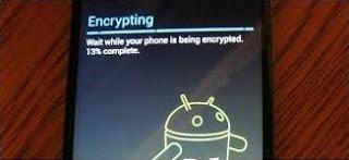 Enkripsi Perangkat Smartphone Android Anda