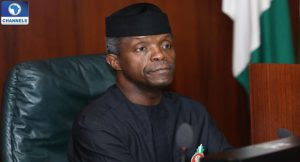 Osinbajo Resumes As Acting President