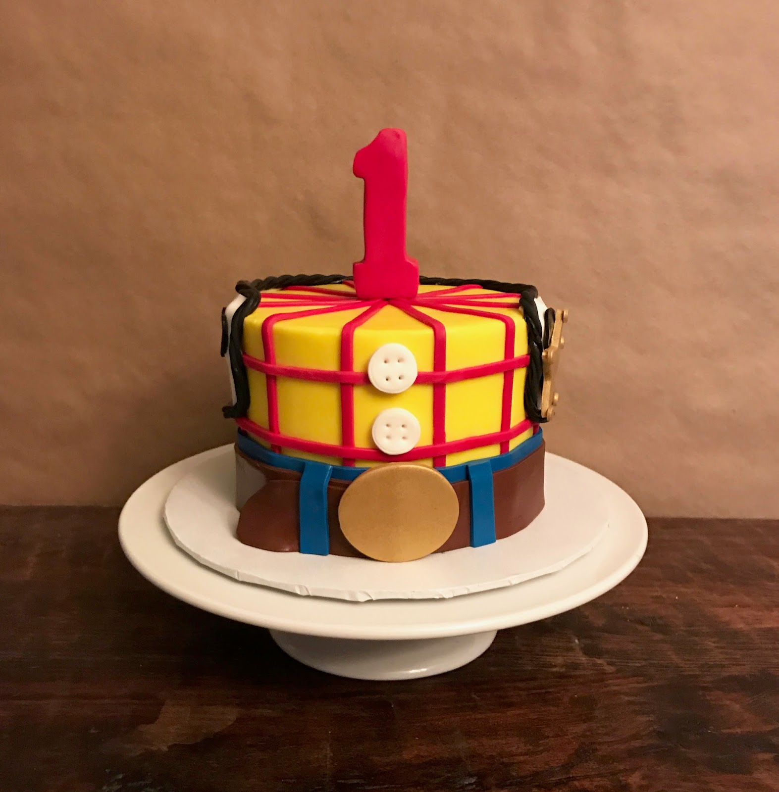 Cakes By Mindy Toy Story Smash Cake 6 Quot