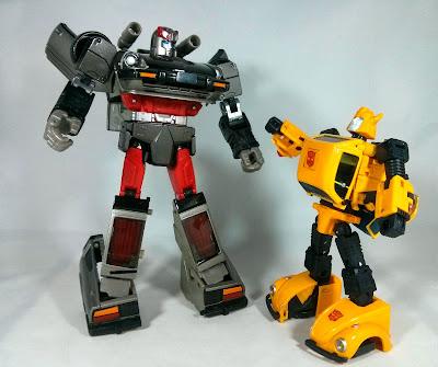masterpiece bumblebee transformers